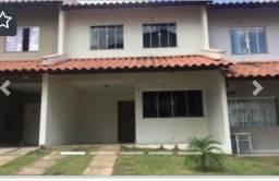 Vendo casa sobrado no residencial Topazio