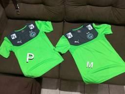 Camisas do Goiás