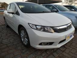 Honda Civic Lxs 1.8 16v Manual 2014/2015 / Único Dono /Só 78.963 mil km Rodados