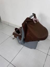 Cadeirinha bebê conforto para carro tutti baby