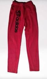 Calça Adidas Vermelha