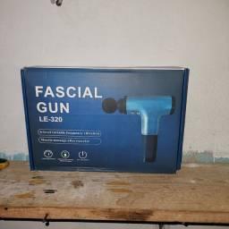 MASSAGEADOR FASCIAL GUN ARMA MUSCULAR