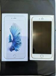 iPhone 6s Plus, 64 GB, Branco, 10x no cartão