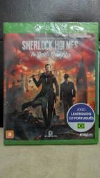 Sherlock Holmes The Devil's Daughter- Xbox One