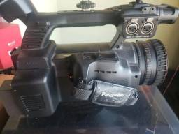 Título do anúncio: Filmadora Panasonic Ag-ac160p + Teradek Vidiu Hd E Outros