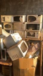 Microondas para conserto