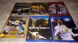 Jogos de PS3 & PS4