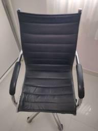 Título do anúncio: Cadeira giratória Alumínio