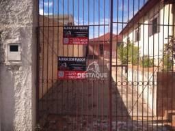Casa com 2 dormitórios para alugar por R$ 500,00/mês - Jardim Bela Daria - Presidente Prud