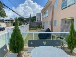 Alugo Ap duplex térreo em Bairro novo