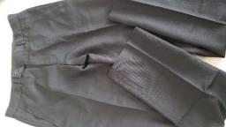 2 calças sociais masculino 38