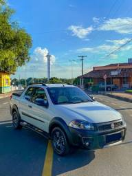 Fiat Strada CD 1.4 2016 Completa