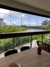 Título do anúncio: SM*Belissimo apto na Av. Beira Rio 3 suites 3 vagas