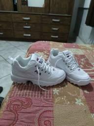 Tênis Sneaker Tamanho 41 Novo