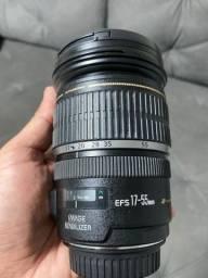 Lente Canon 17-55