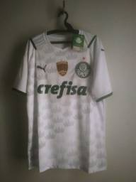 Camisa do Palmeiras Puma 2021 (Pronta Entrega G e GG)