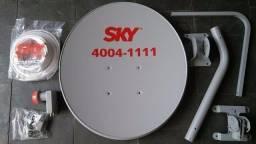 Técnico Instalador De Antenas SKY