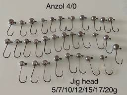 Título do anúncio: Jig head 4/0