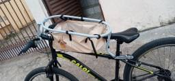 Cadeirinha pra pet passeio de bike