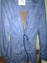 Título do anúncio: Jaqueta jeans Spaço Vagun