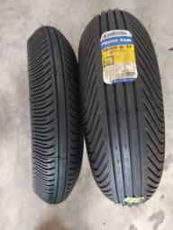 Pneus moto 120/60/17 e 190/69/17