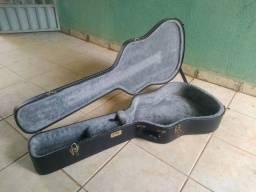 Caixa protetora de violão