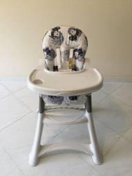 Título do anúncio: Cadeira de Alimentação Alta - Premium - Aviador - Galzerano