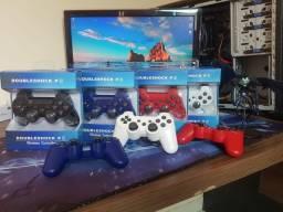 Título do anúncio: Controle PS3 Sem Fio
