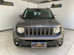 jeep renegade longitude 1,8  automatico 2019  km 37091 R$ 90.990,00