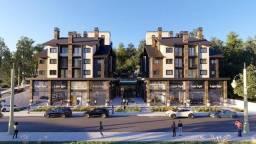 Apartamento com 1 dormitório à venda, 42 m² por R$ 356.915,34 - Várzea Grande - Gramado/RS