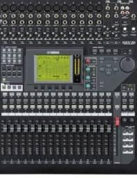 Mesa de som 16 canais Yamaha