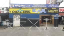 Título do anúncio: Loja e assistência técnica de maquina de lavar