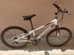 Bicicleta Btwin Rockrider - Aro 24 - Usada