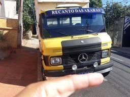 Caminhão  608 único dono ( Entrada+ parcelas )