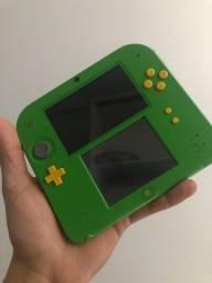 Nintendo 2ds (zelda)