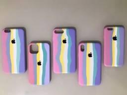 Capinha case para todos os modelos de iPhone