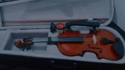 Título do anúncio: Violino Marinos 4/4