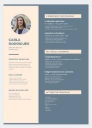 Currículos em PDF