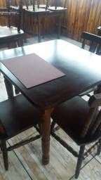 Título do anúncio: Mesas para restaurante