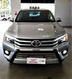 Título do anúncio: Toyota Hilux Cabine Dupla SRX A4FD 4P