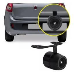 Camera De Ré Automotiva Estacionamento Borboleta E Embutida