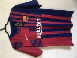 Camisa Nike Barcelona 21/22 Tam G