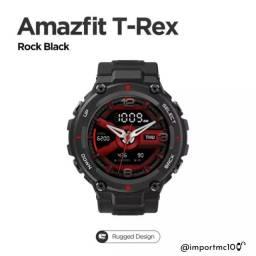 Smartwatch Xiaomi Amazfit T-Rex - Preto