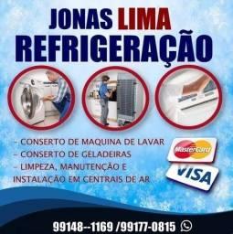 Título do anúncio: JONAS LIMA REFRIGERAÇÃO