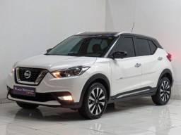Nissan Kicks 1.6 SL Flex Cambio CVT 2019