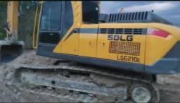 Título do anúncio: Escavadeira SLG