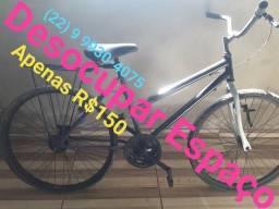 Bicicleta C/Garupeira (((BARATO Barato))))