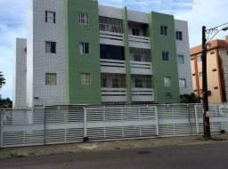 Apartamento à venda com 2 dormitórios em Bancários, João pessoa cod:004084
