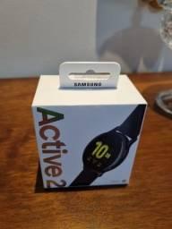 Smart Watch: Samsung Galaxy Watch Active 2 - Lacrado com Nota Fiscal