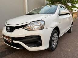 Título do anúncio: Etios Sedan X 1.5 Automatico Completo Flex